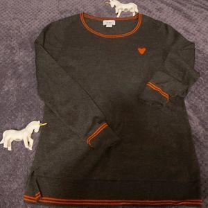 2 / $15 Old Navy Valentine Love Heart Sweater